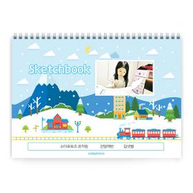 스케치북_눈내리는마을(297x220)